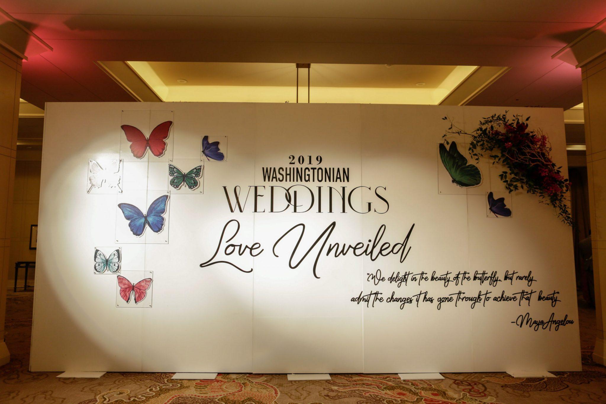 Photos from Washingtonian Weddings Unveiled 2019