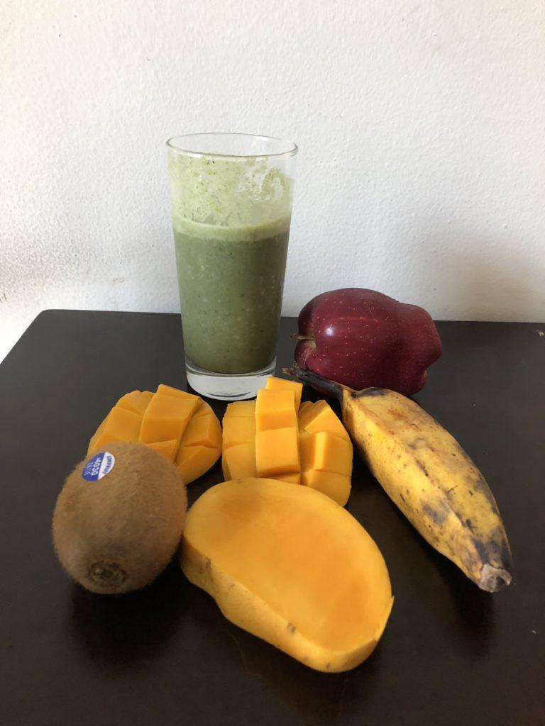 Hemp Granola, Sweet Potatoes, and Half a Watermelon: Trell the Trainer's Vegan Food Diary