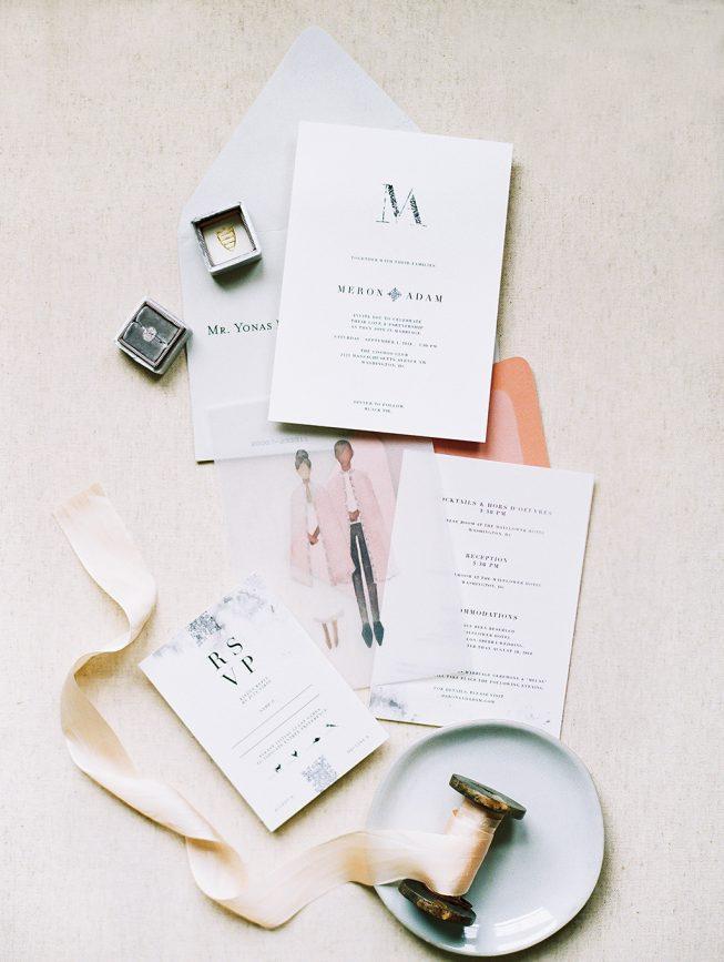 Meron Paulos & Adam Aberra | Bonnie Sen Photography | Meron-Adam-1-Edit