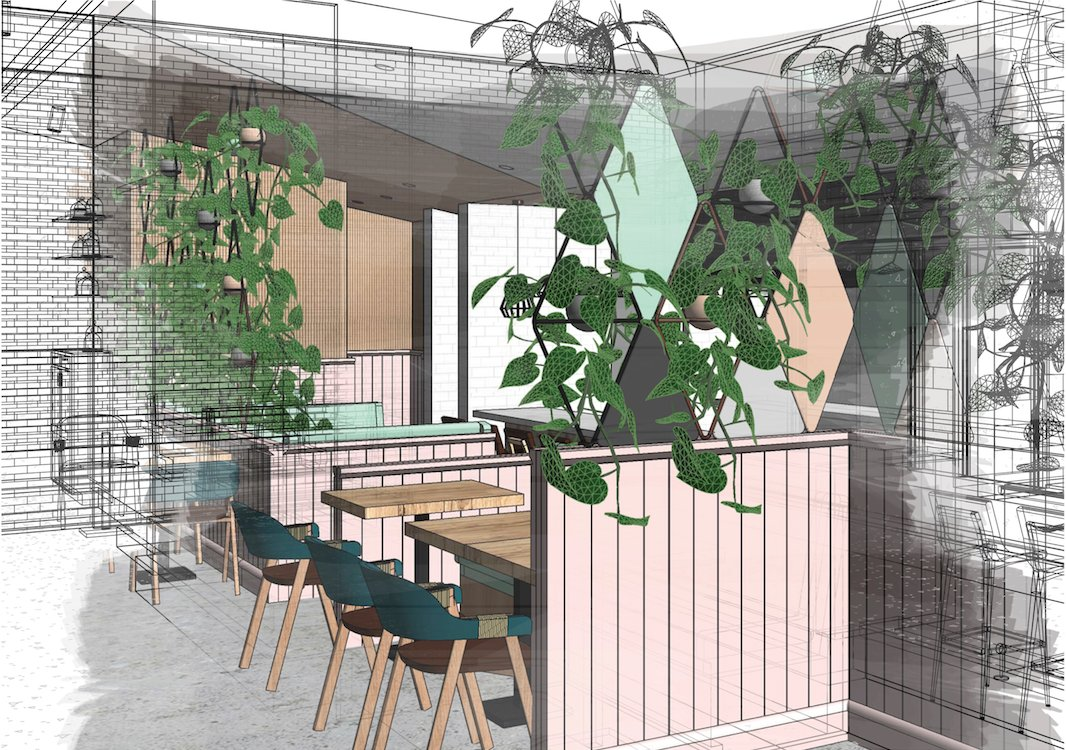 "Oyster Oyster Will Bring ""Vegetable Cookery"" to Shaw By Summer"