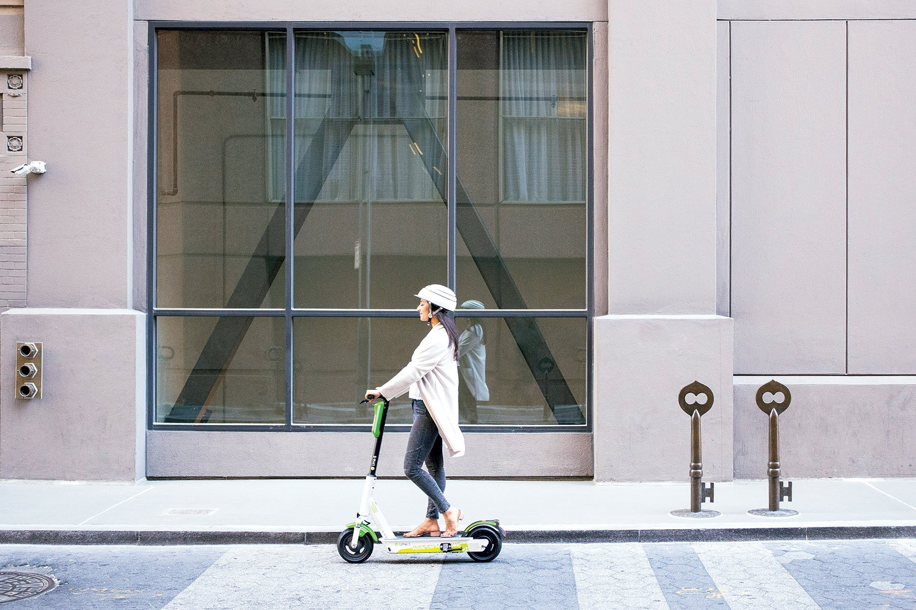 Everyday Advice: How to Ride a Scooter Without Killing Yourself
