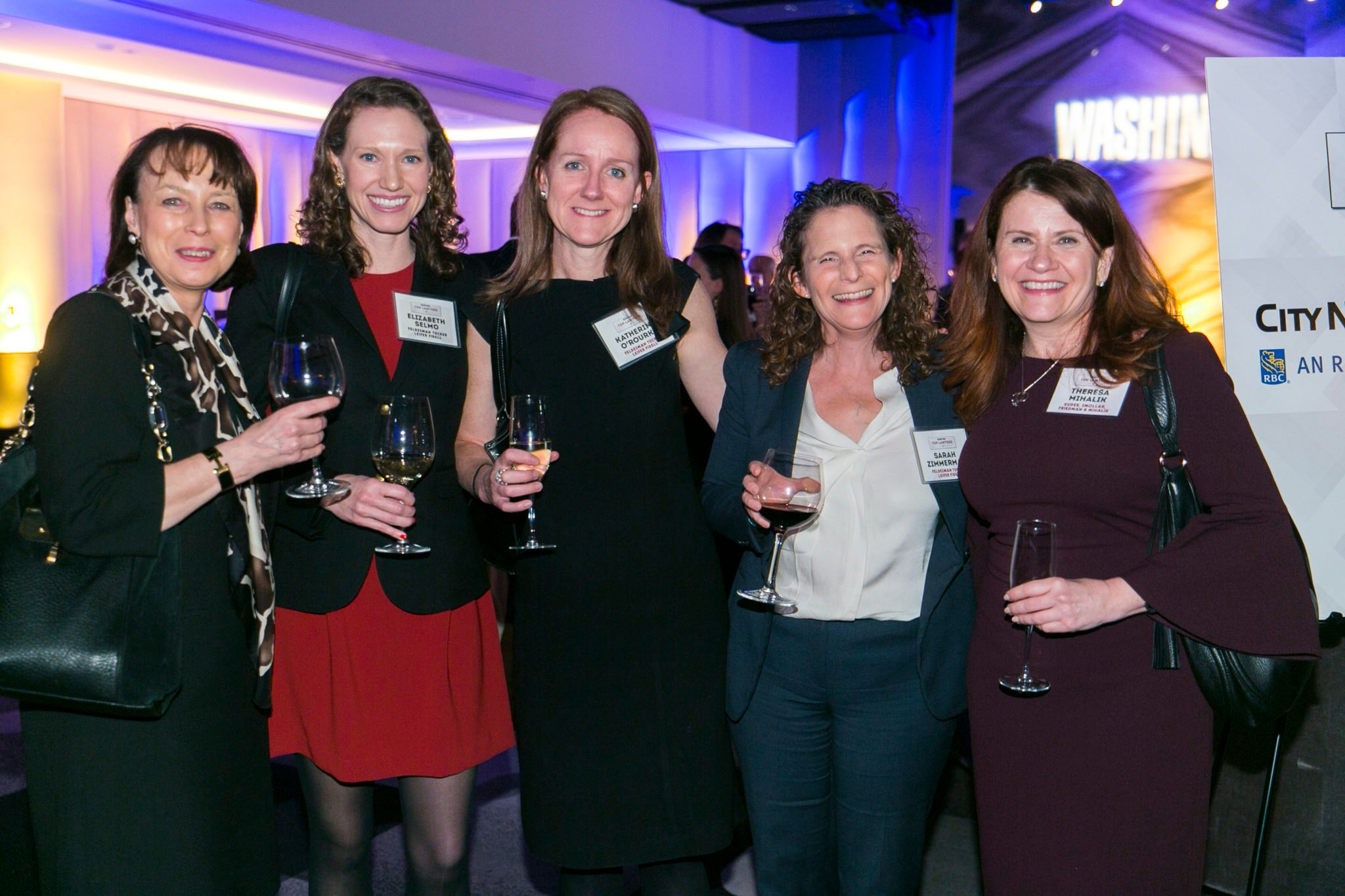Photos From the 2018 Top Lawyers Cocktail Reception