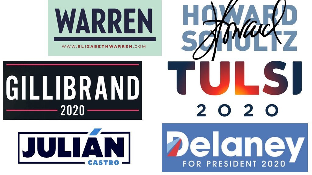 Washingtonian Best Restaurants 2020 How Good Are These 2020 Campaign Logos? We Asked a Branding Expert