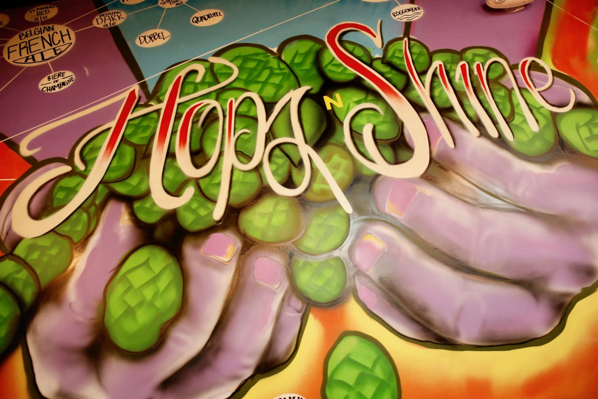 Hops N Shine Del Ray