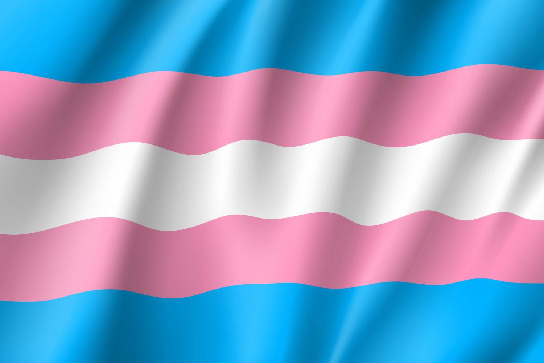 Jennifer Wexton transgender pride flag