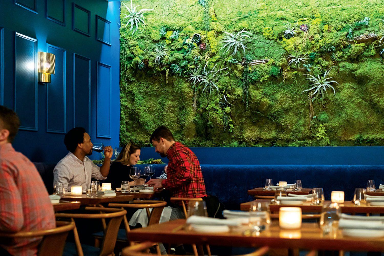 100 Very Best Restaurants 22 Bresca Washingtonian Dc