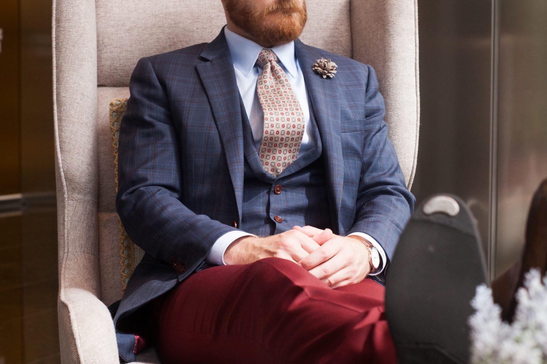 Robert Ordway DC fashion