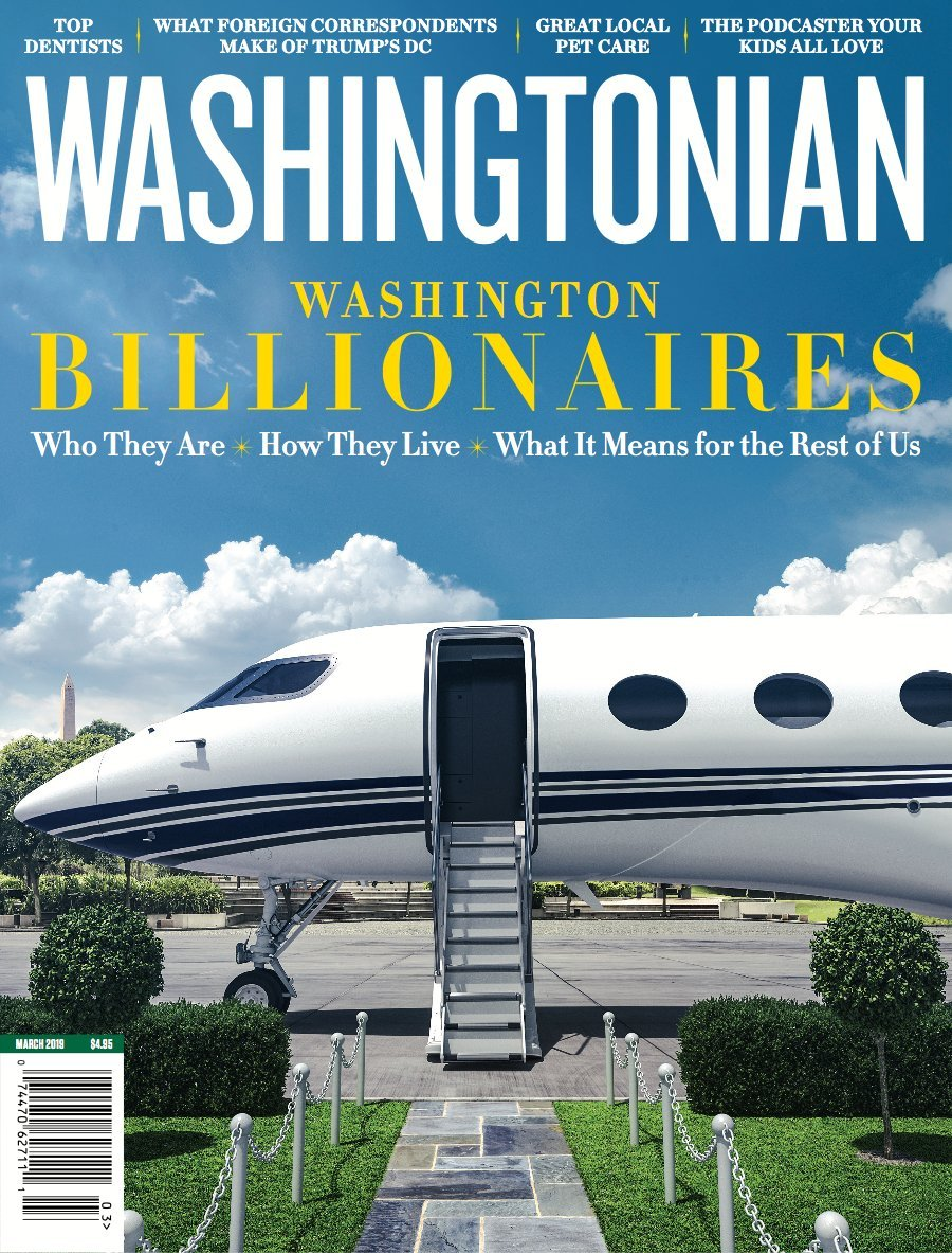 March 2019: Washington Billionaires: Weddings