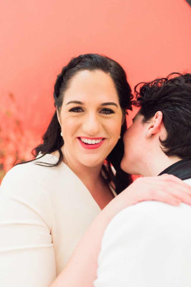 Meghan Berlingo + Kasey Dorris | Luck and Love Photography | lucklovephotographywashingtondcweddingphotographermeghanandkaseyweddinginDCcoffeeamuseum12.1