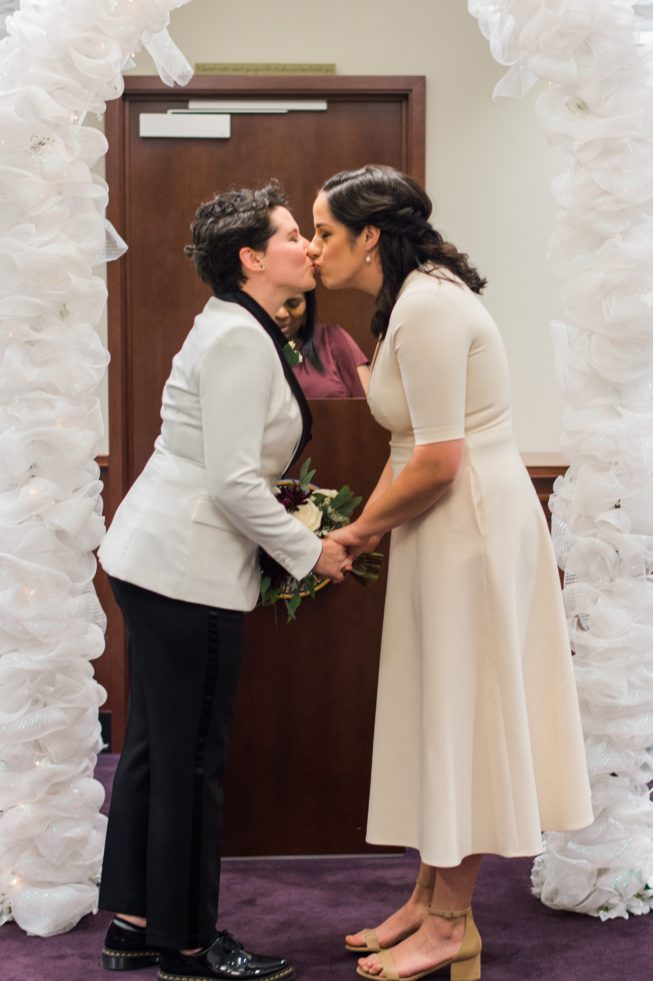 Meghan Berlingo + Kasey Dorris | Luck and Love Photography | lucklovephotographywashingtondcweddingphotographermeghanandkaseyweddinginDCthecourthouseceremony10.1