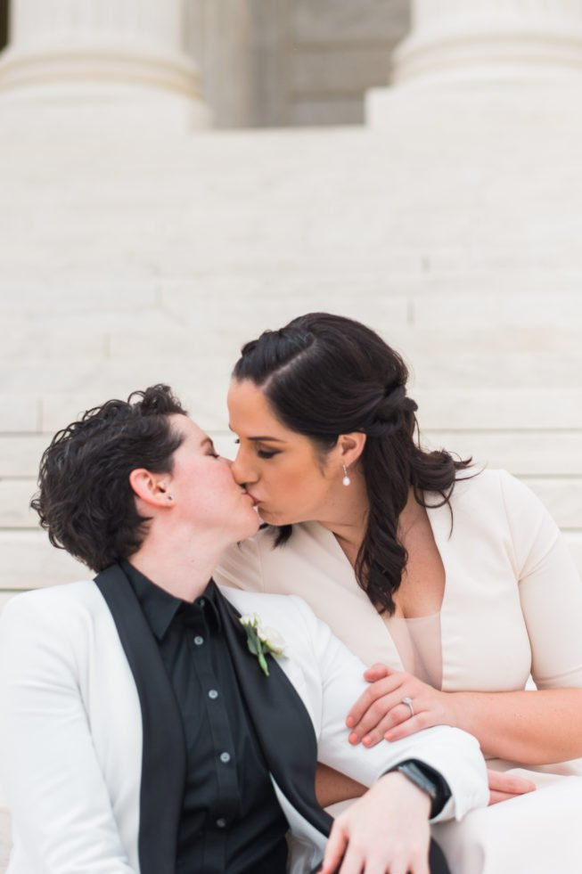 Meghan Berlingo + Kasey Dorris | Luck and Love Photography | lucklovephotographywashingtondcweddingphotographermeghanandkaseyweddinginDCthesupremecourtthecapital5.1