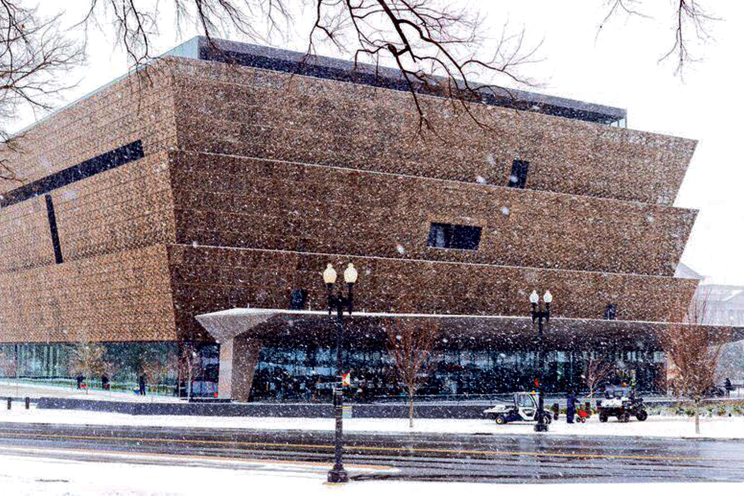 National Museum Of African American History Culture Archives Washingtonian