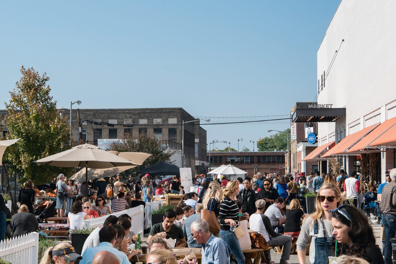 Union Market. Photograph courtesy of Edens.