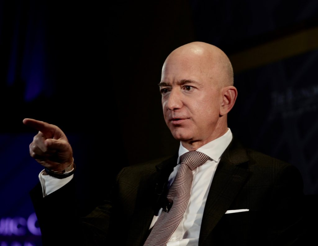 Could Jeff Bezos Actually Buy the Redskins?
