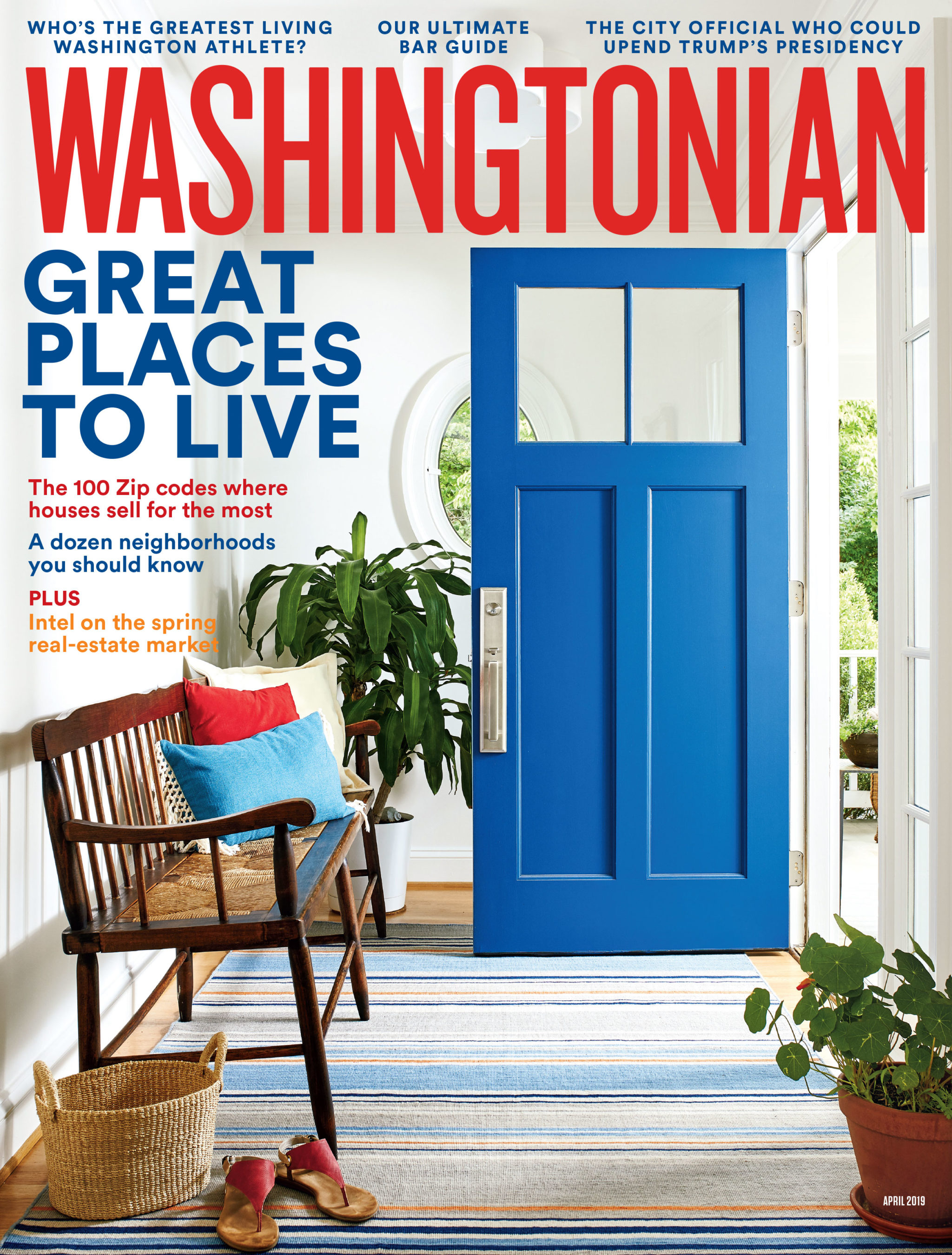 April 2019: Great Places to Live
