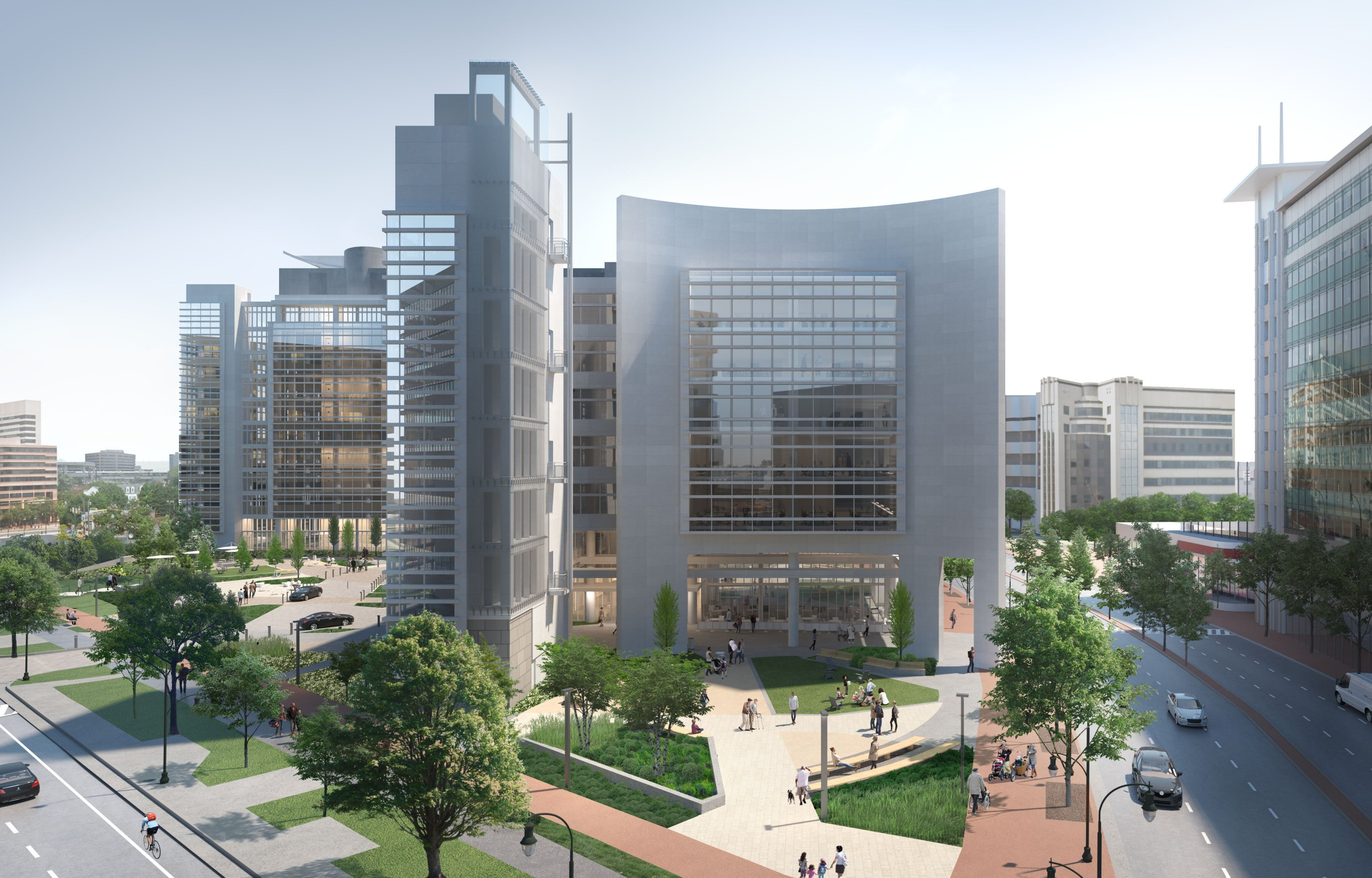 Discovery's Former Silver Spring Headquarters is Getting a