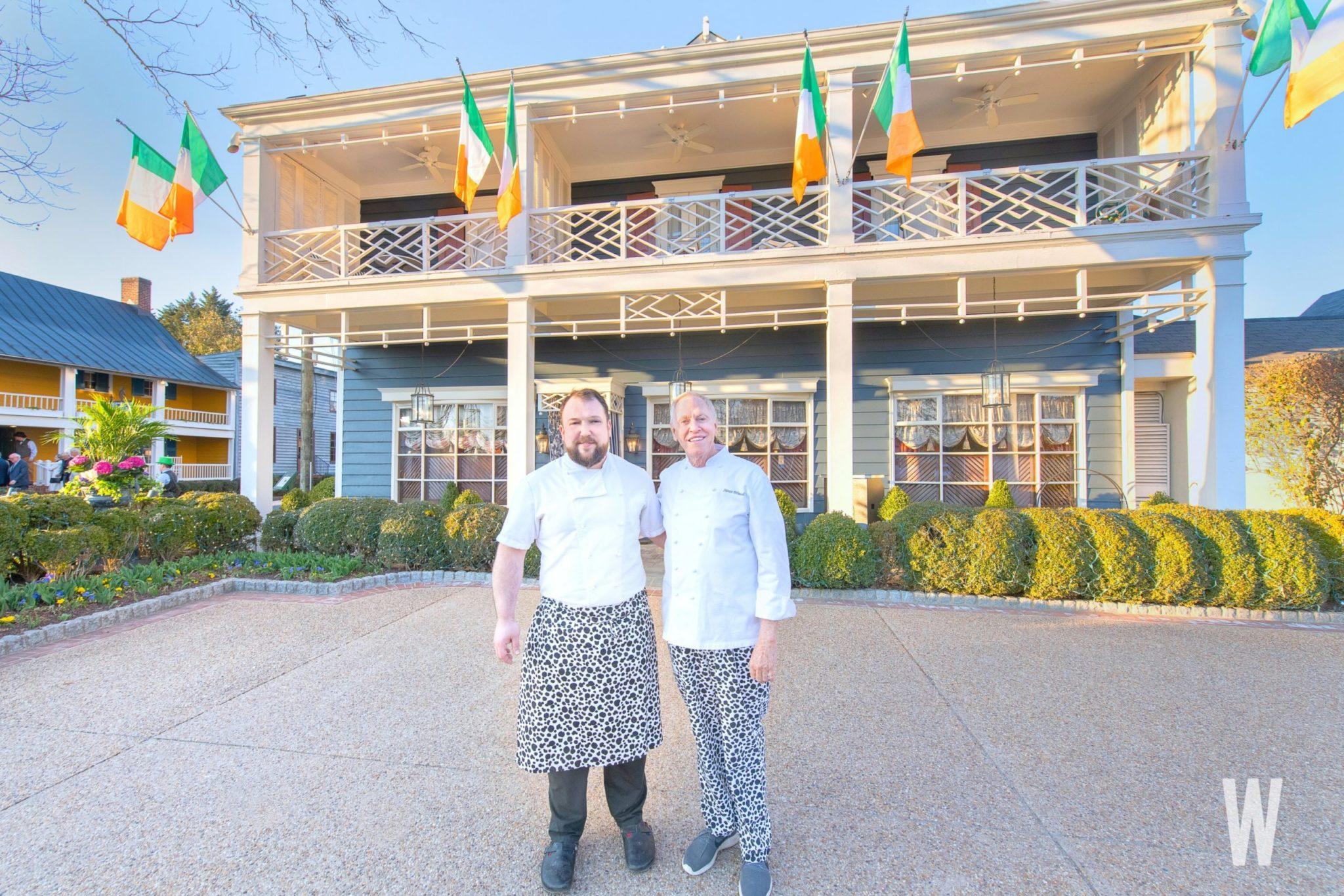 PHOTOS: The Inn at Little Washington's Saint Patrick's Day Dinner