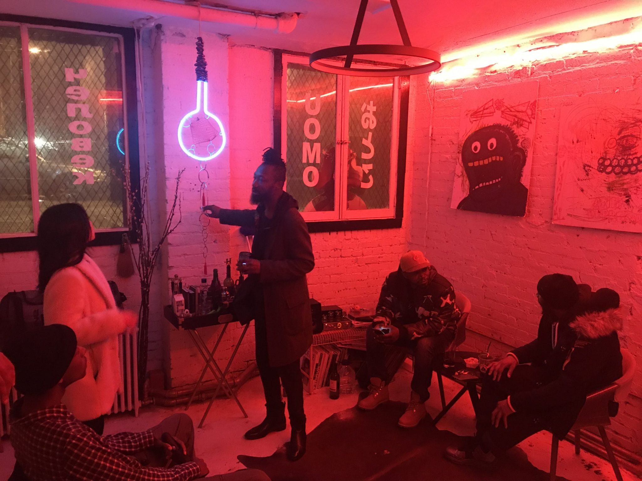 Superb This Underground Fashion Boutique Highlights Dc Artists And Home Interior And Landscaping Ferensignezvosmurscom