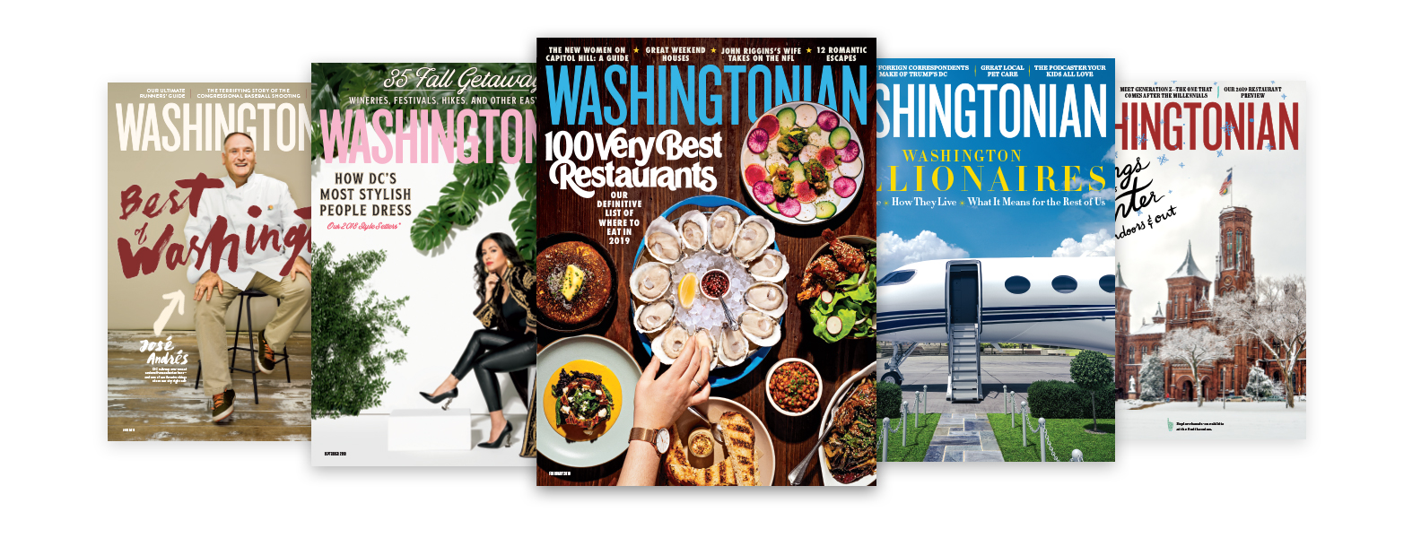 subscribe washingtonian