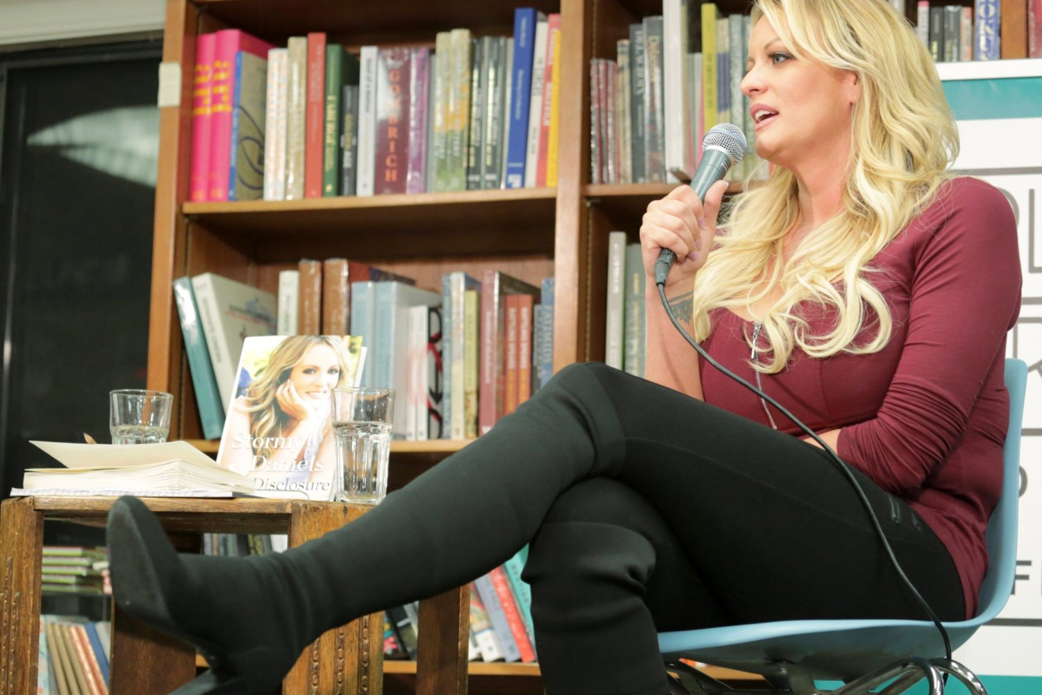 Stormy Daniels Will Speak at the Wing on Tuesday