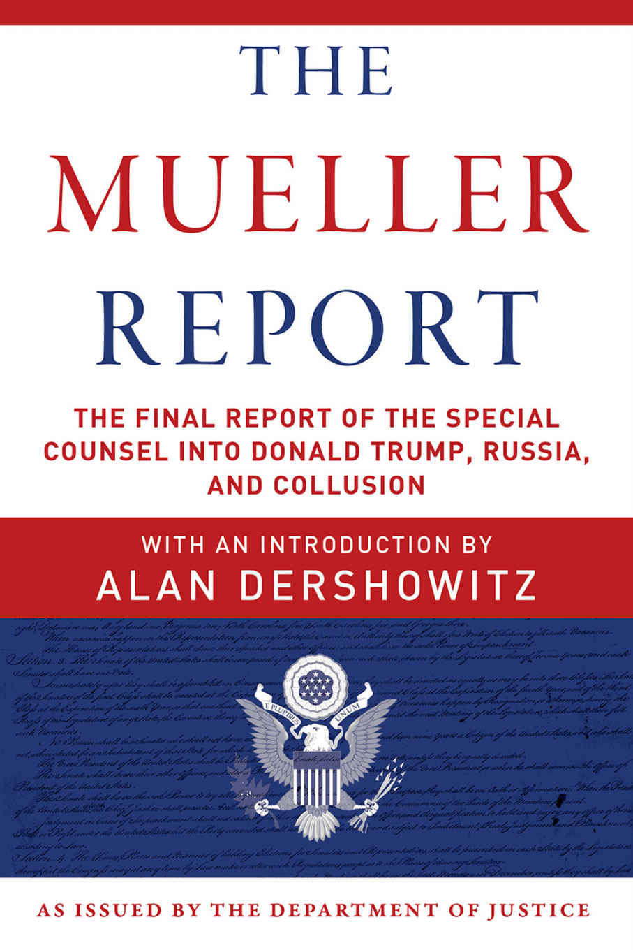 Which Mueller Report Book Should You Buy on Amazon?