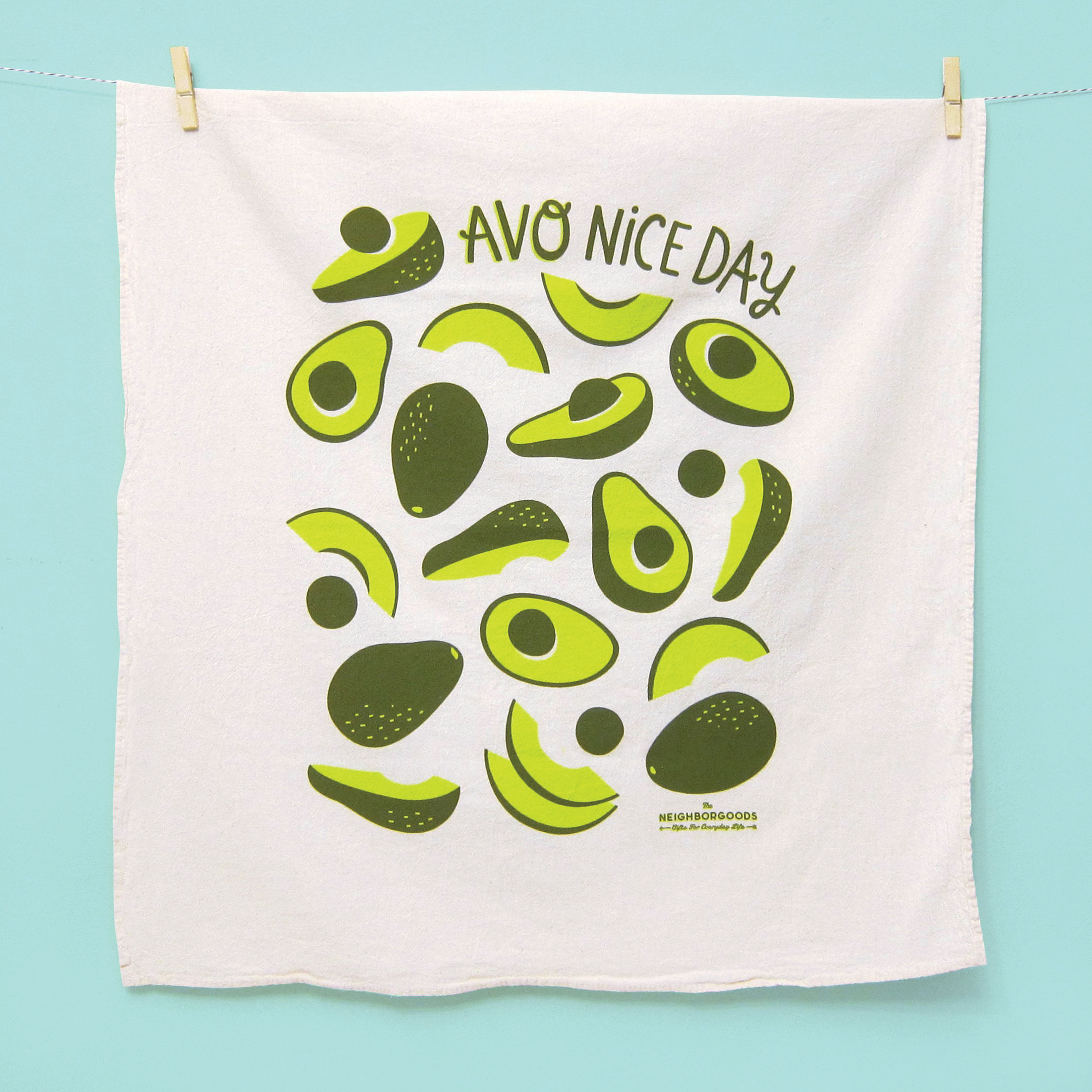 The Neighborgoods Is Bringing Its Cheerful Food-Themed Dishtowels and Cards to Its First Brick-and-Mortar Store