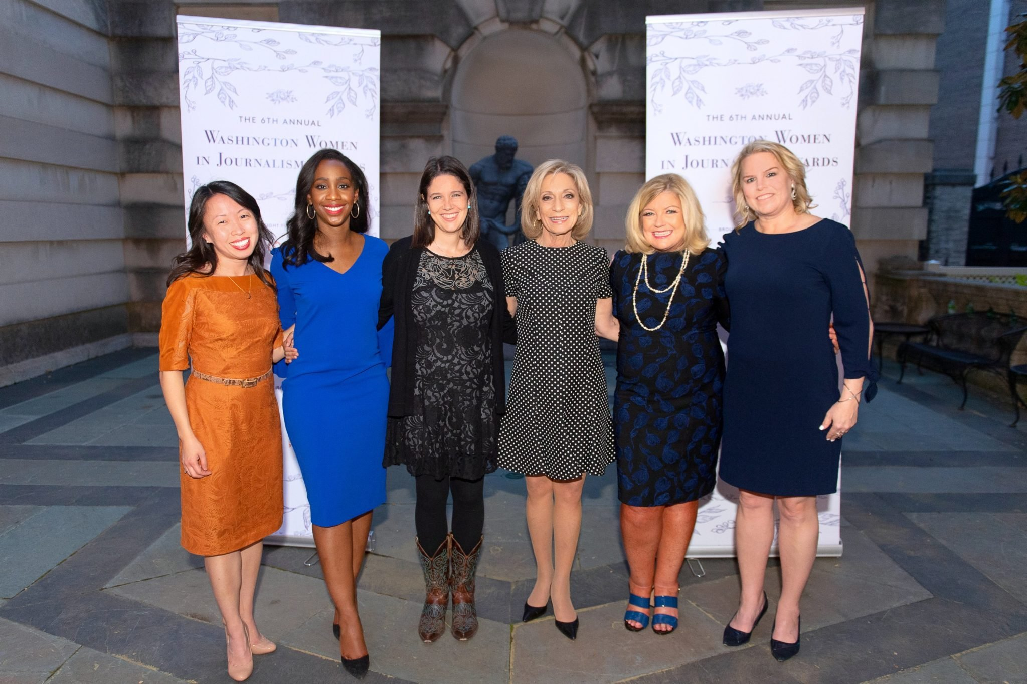 Photos From the 6th Annual Washington Women in Journalism Awards