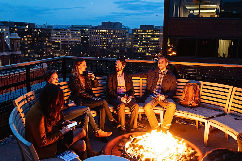 9 New Rooftop Bars And Patios Where You Can Drink Outside