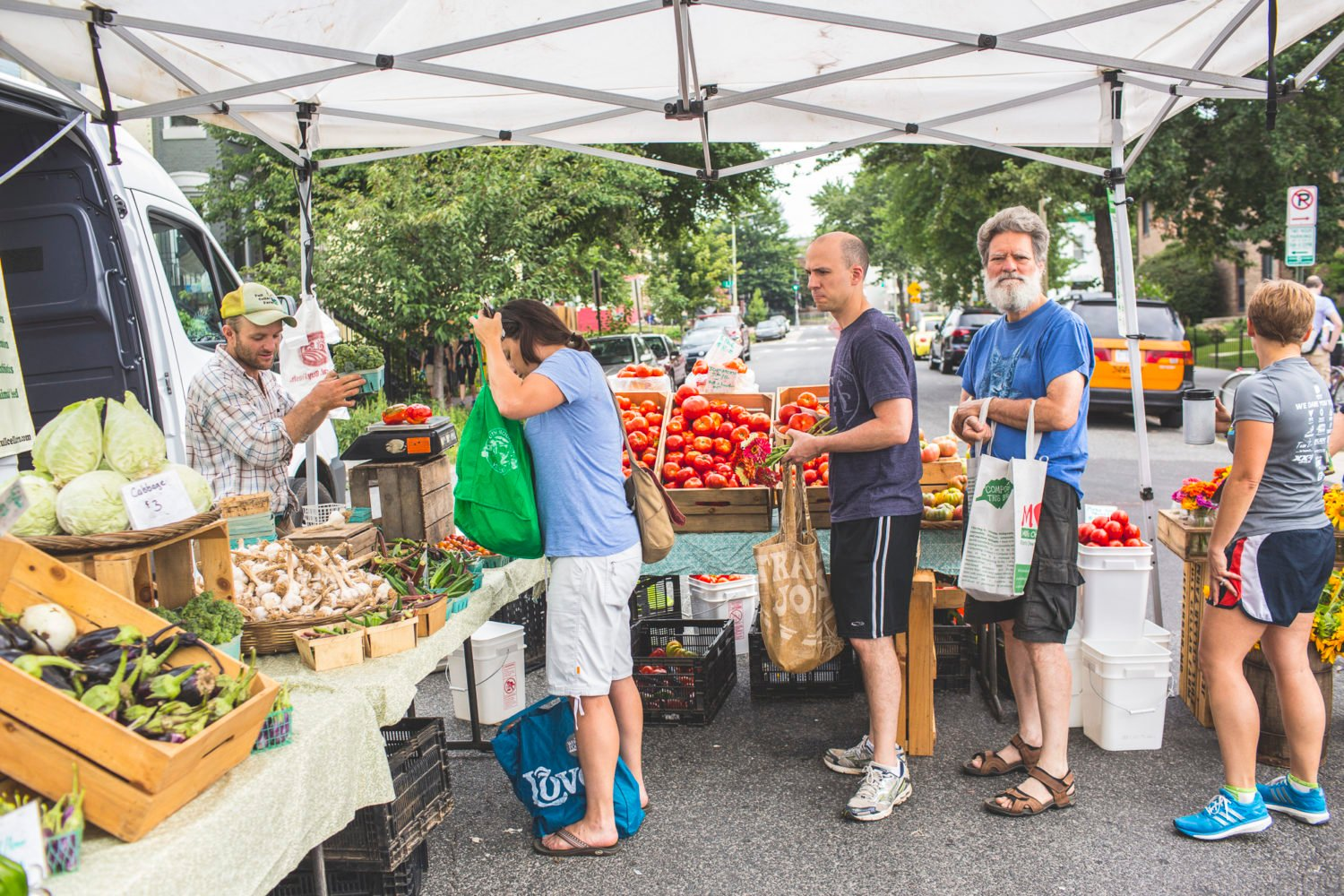 DC Farmers Markets 2019