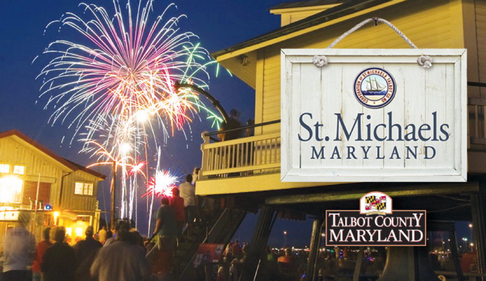 Fireworks in the Harbor & Big Band Night