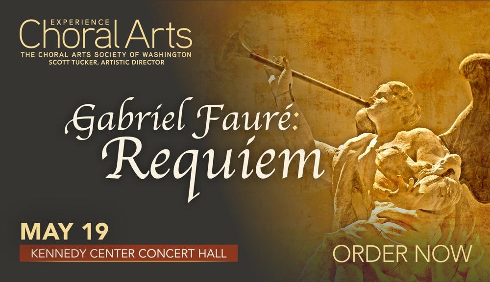 Gabriel Fauré: Requiem Florent Schmitt: Psalm 47