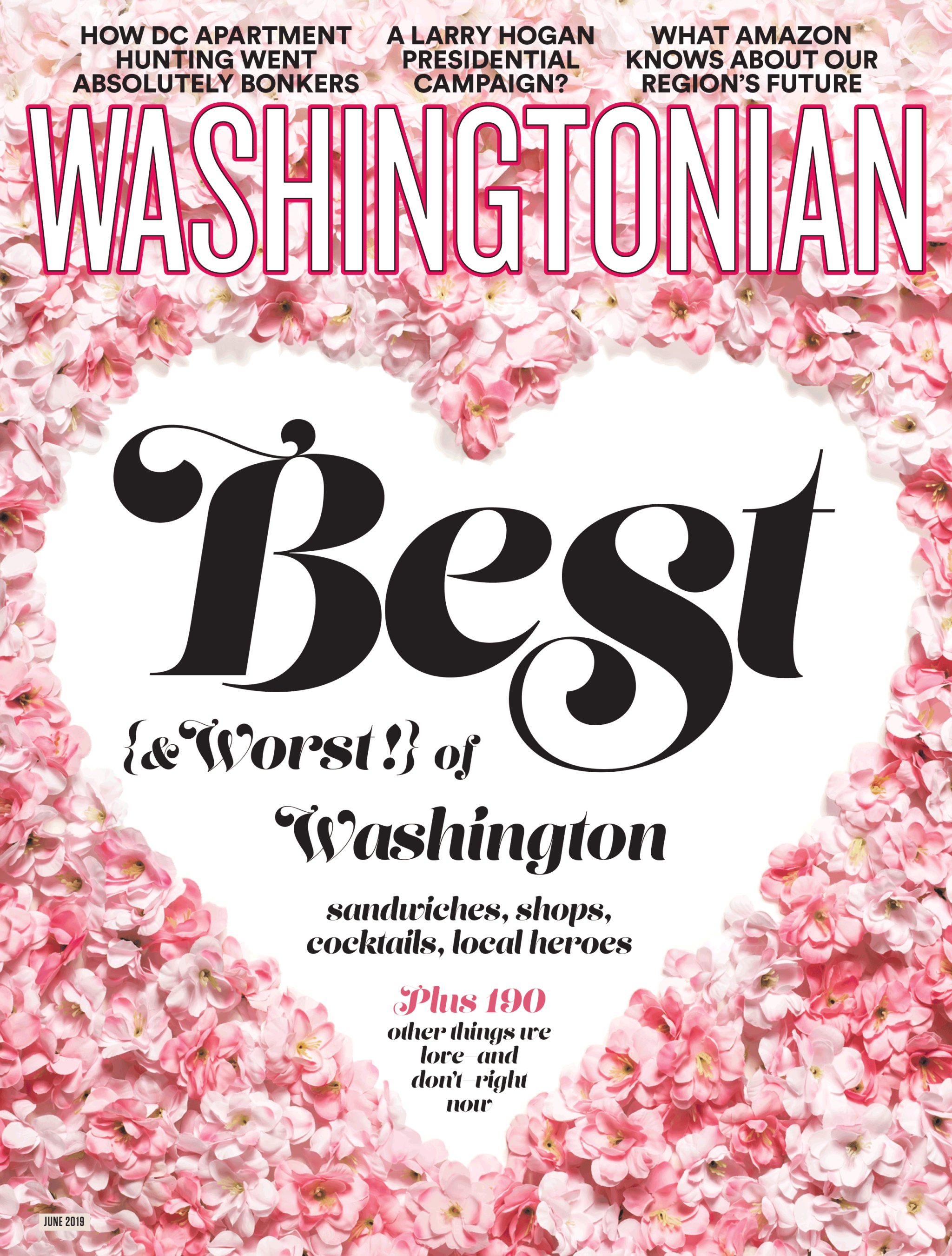June 2019: Best and Worst of Washington