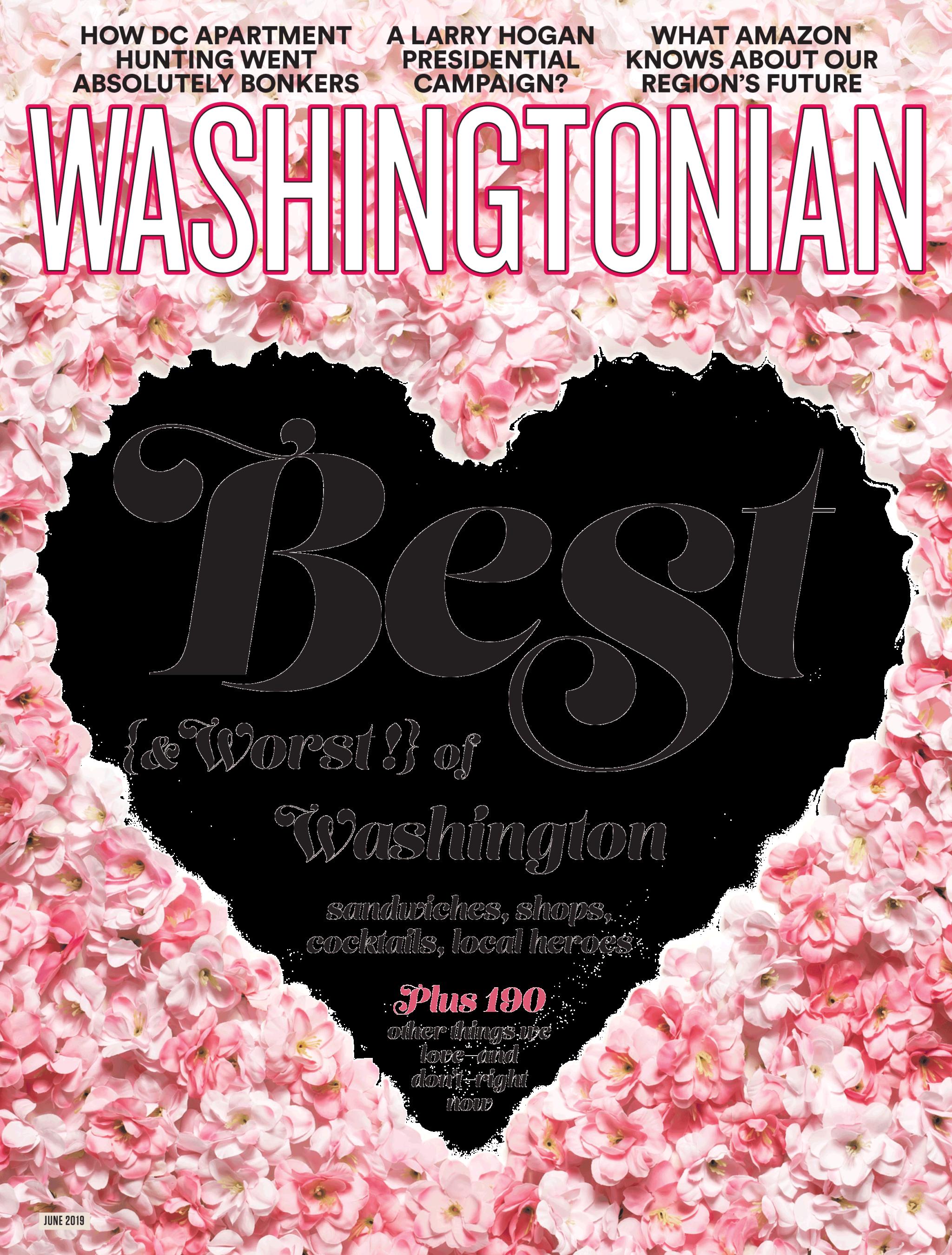 June 2019: Best and Worst of Washington