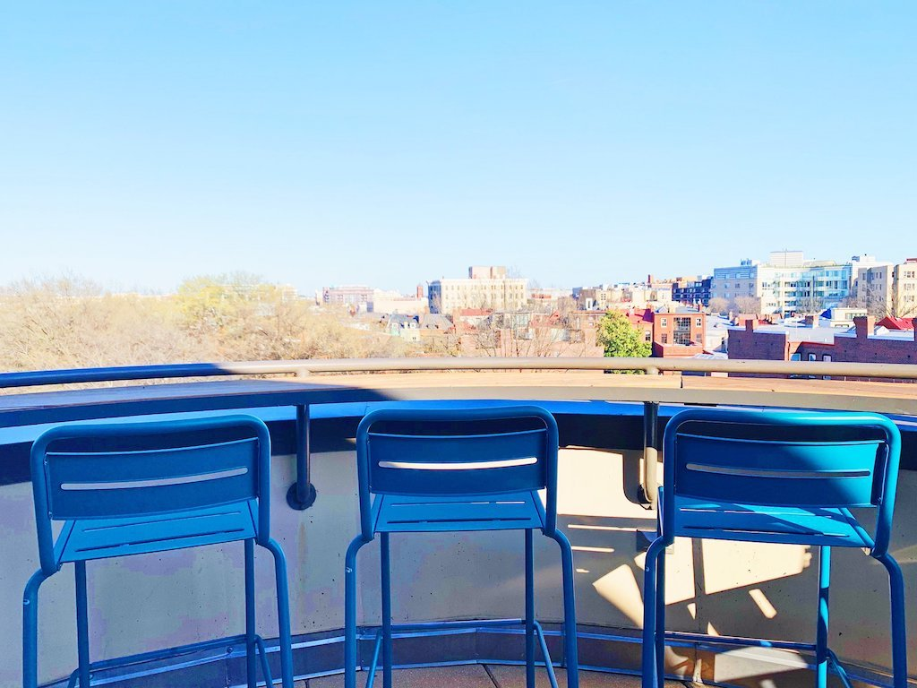 Best new outdoor bars beer gardens rooftop bars DC