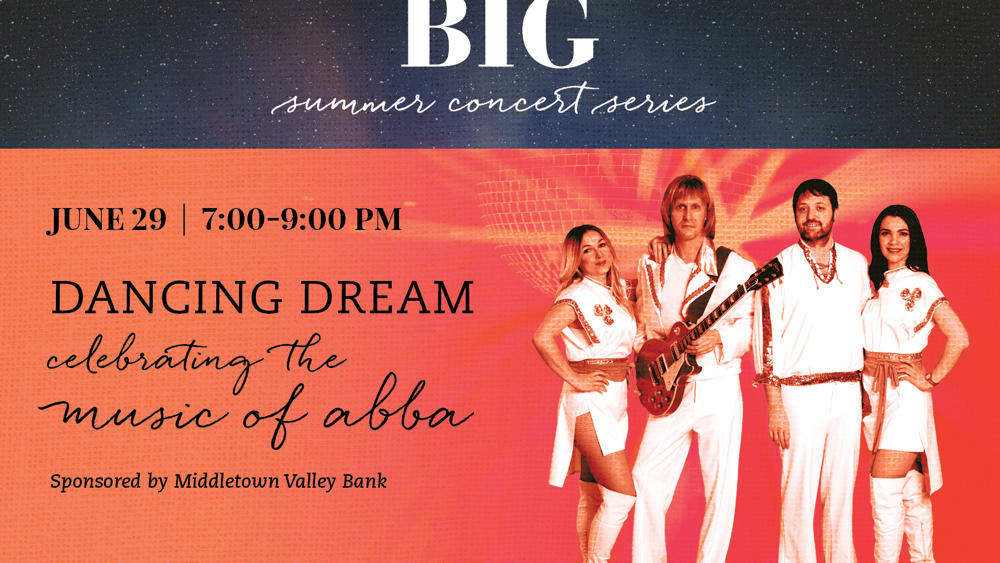 Big Cork Vineyard and The Maryland Theatre present a Summer Concert Series!