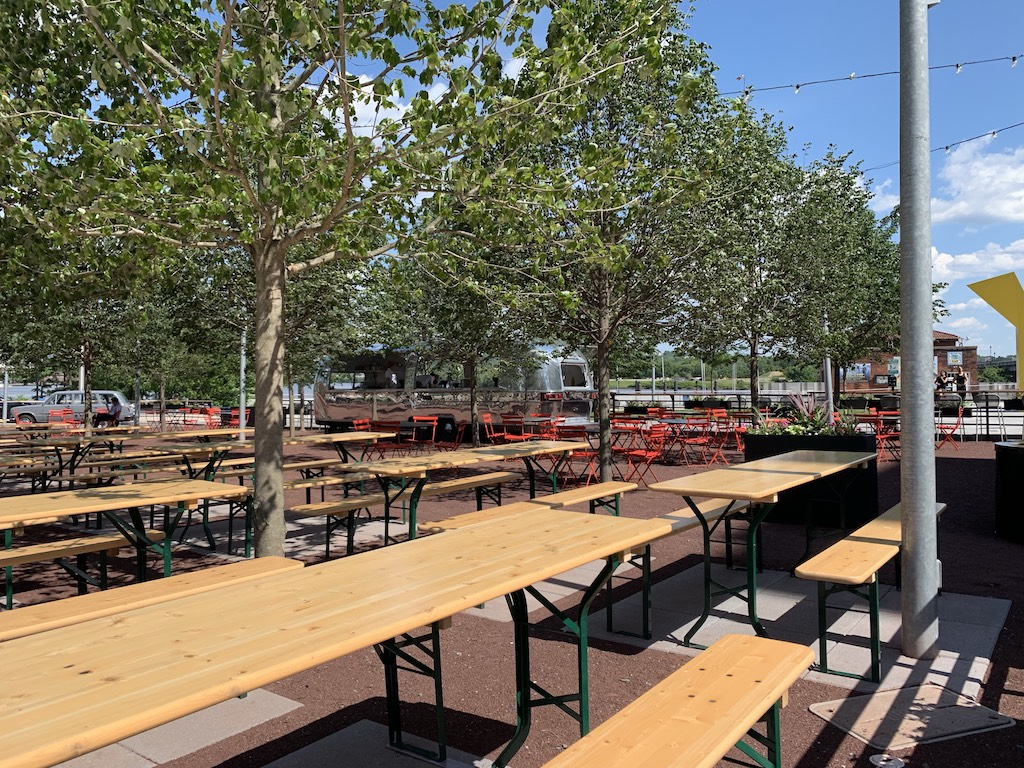 Best new outdoor bars beer gardens DC