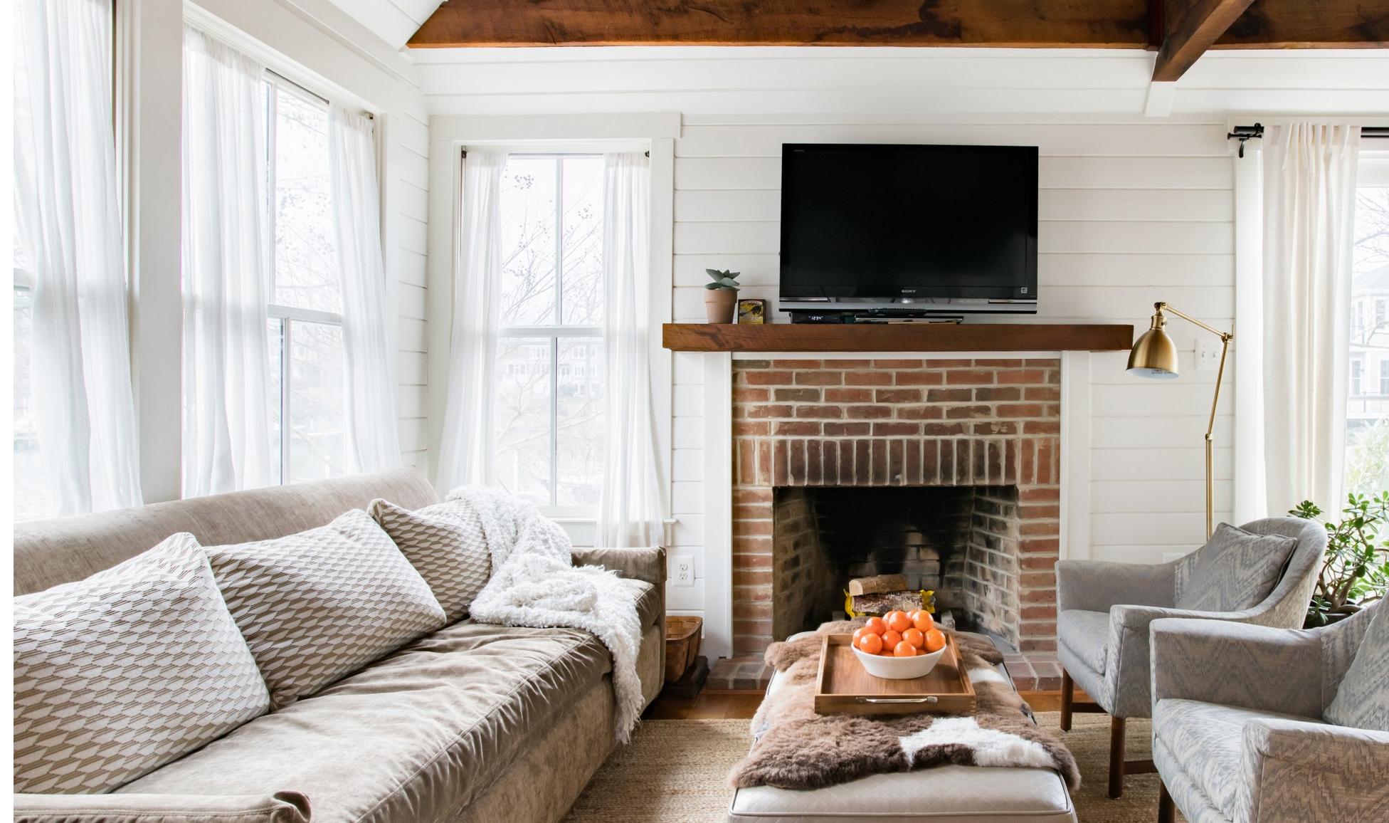 Sensational Look Inside My Home A Historic Annapolis Guest Cottage Interior Design Ideas Helimdqseriescom