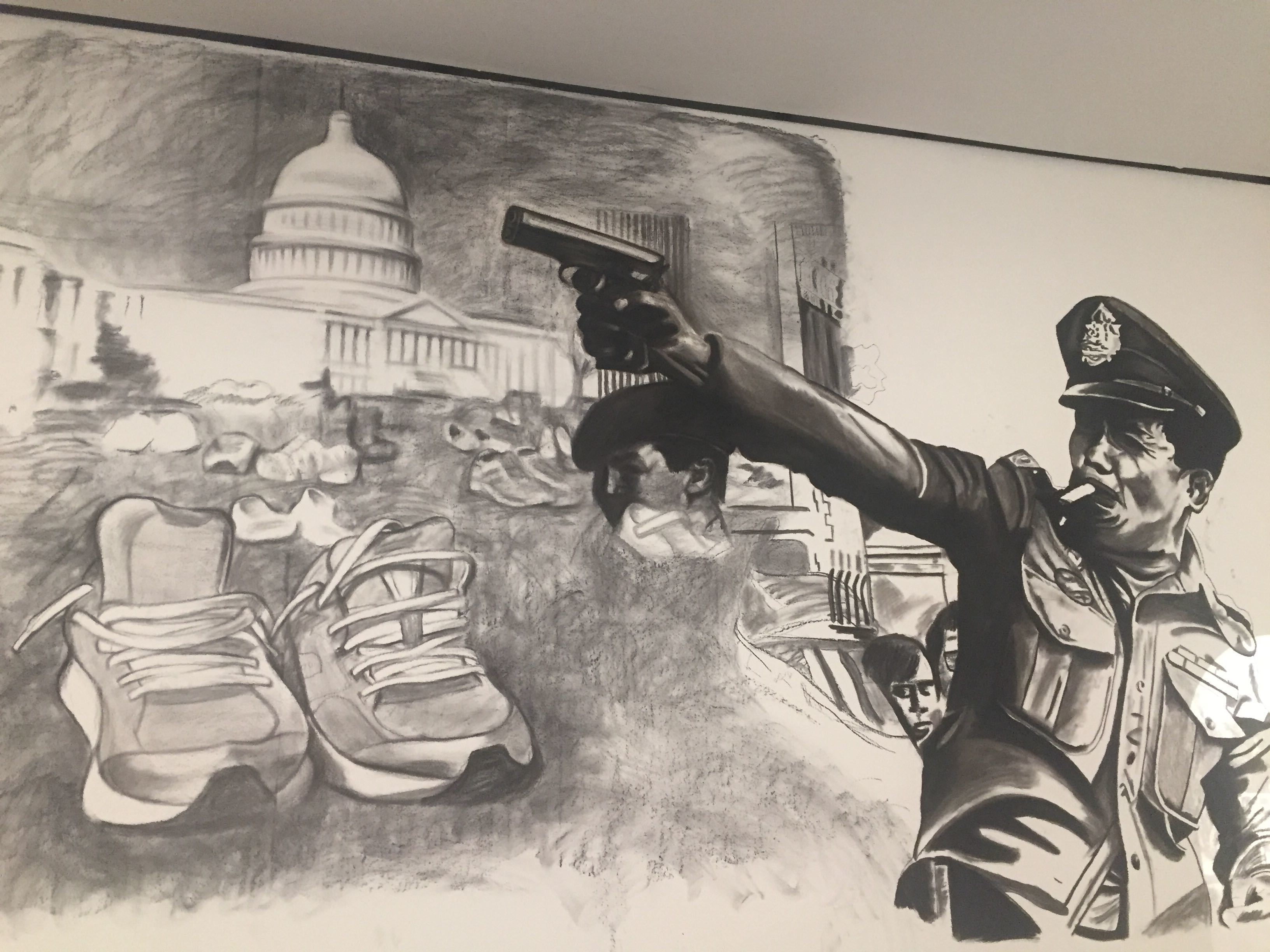Enjoy Free Curry and Protest-Inspired Art at This New Hirshhorn Exhibit