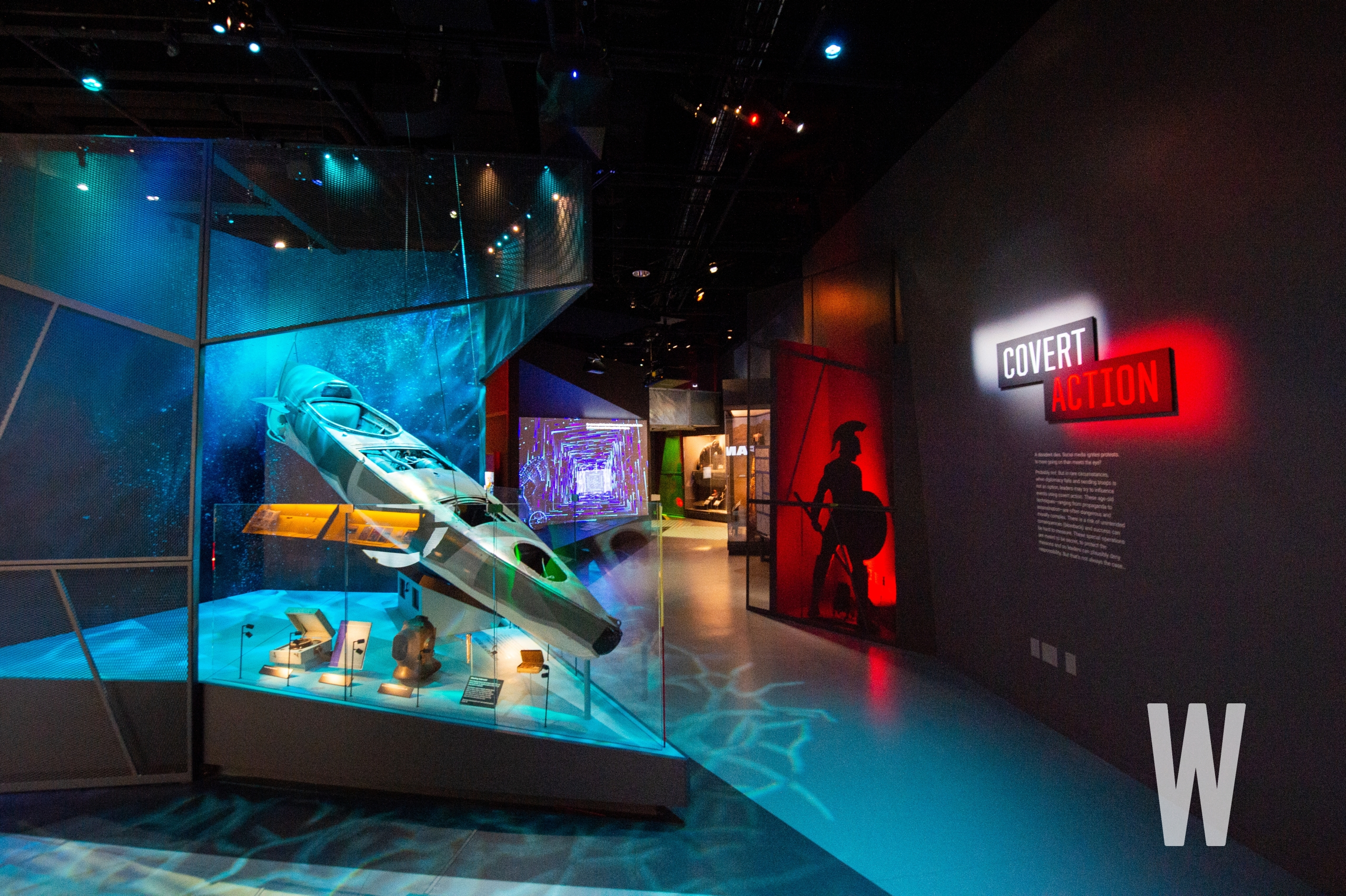 New Spy Museum Photos