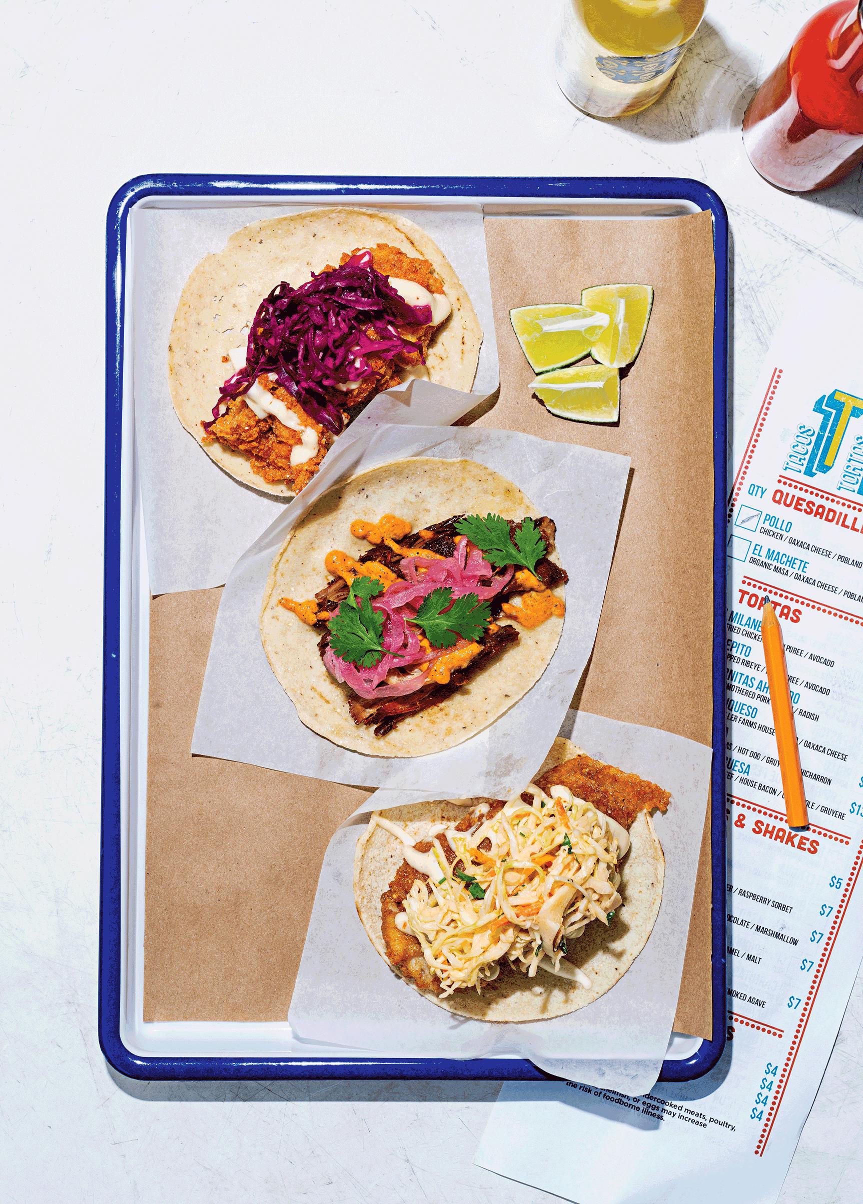 The 17 Best New Mexican Restaurants Around DC