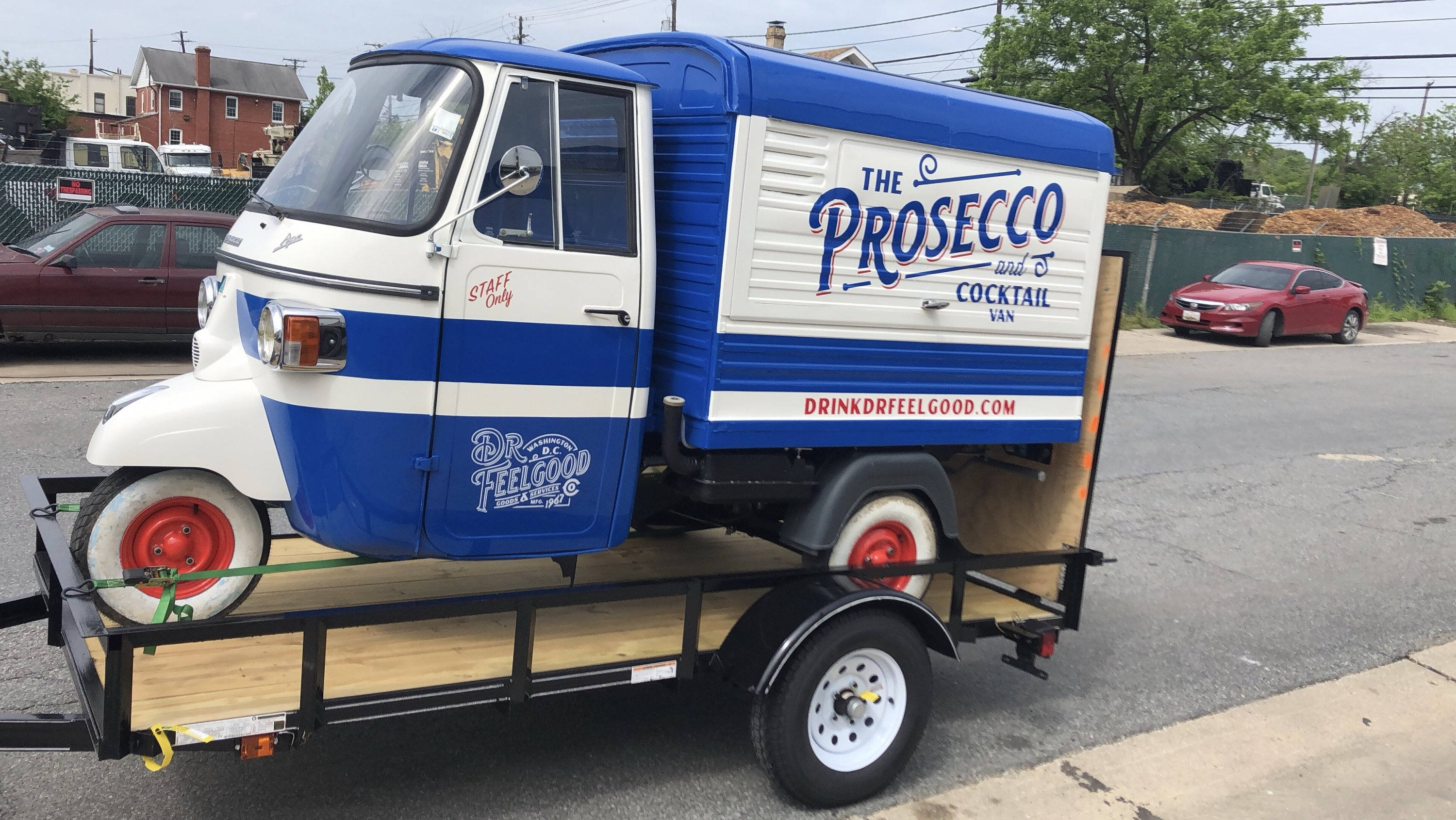 Goodies Frozen Custard Truck Owner Is Launching a Prosecco and ...