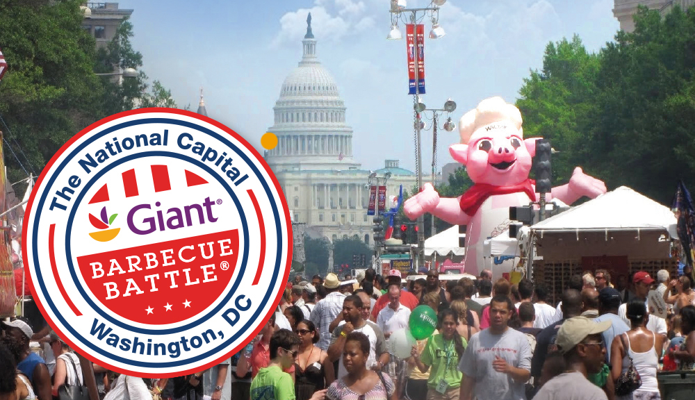 The Giant National Capital BBQ Battle