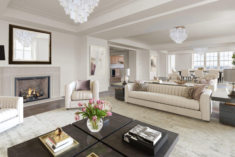 Heating up at Wardman Tower! Explore Washington's most luxurious penthouse residences