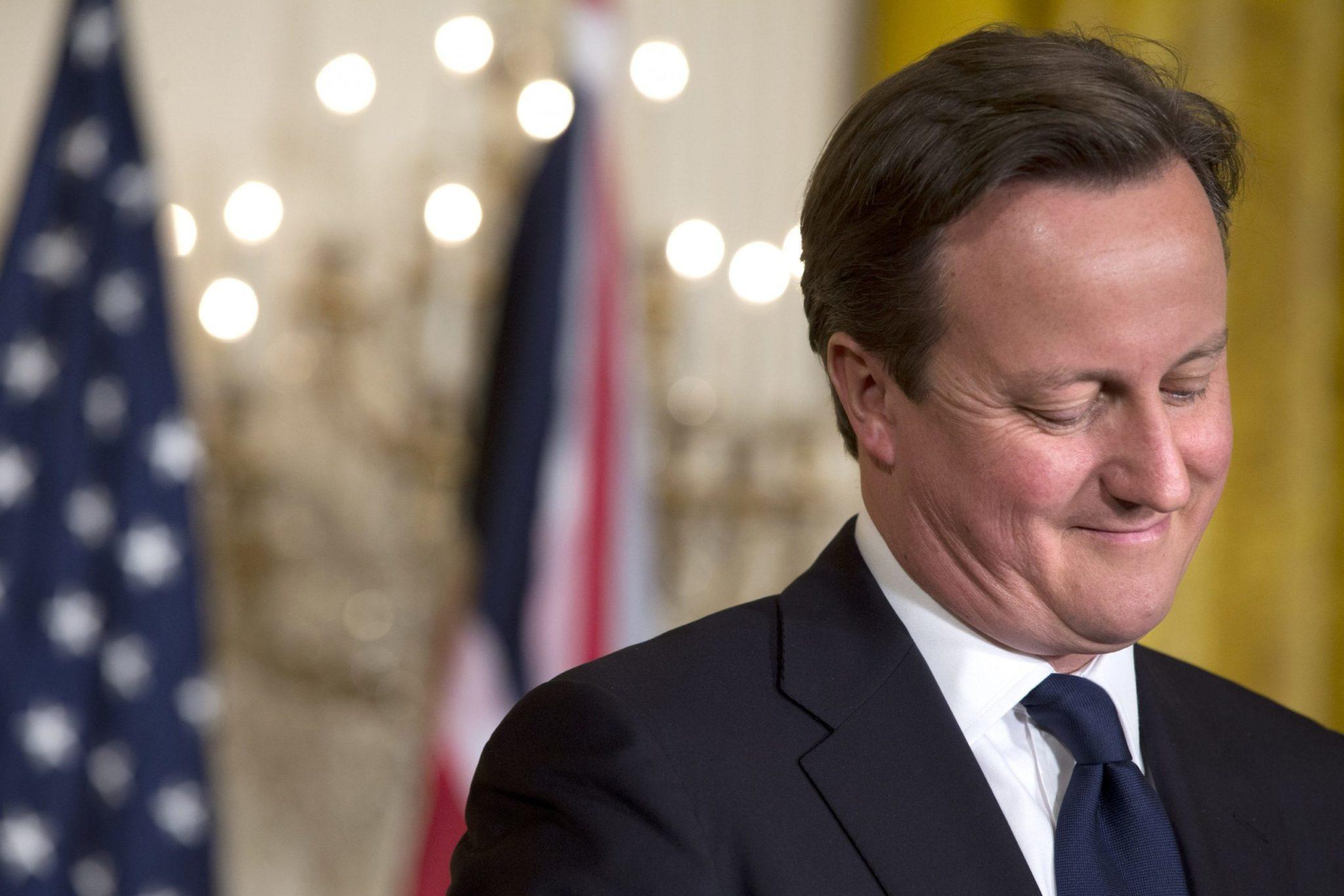 David Cameron Afiniti