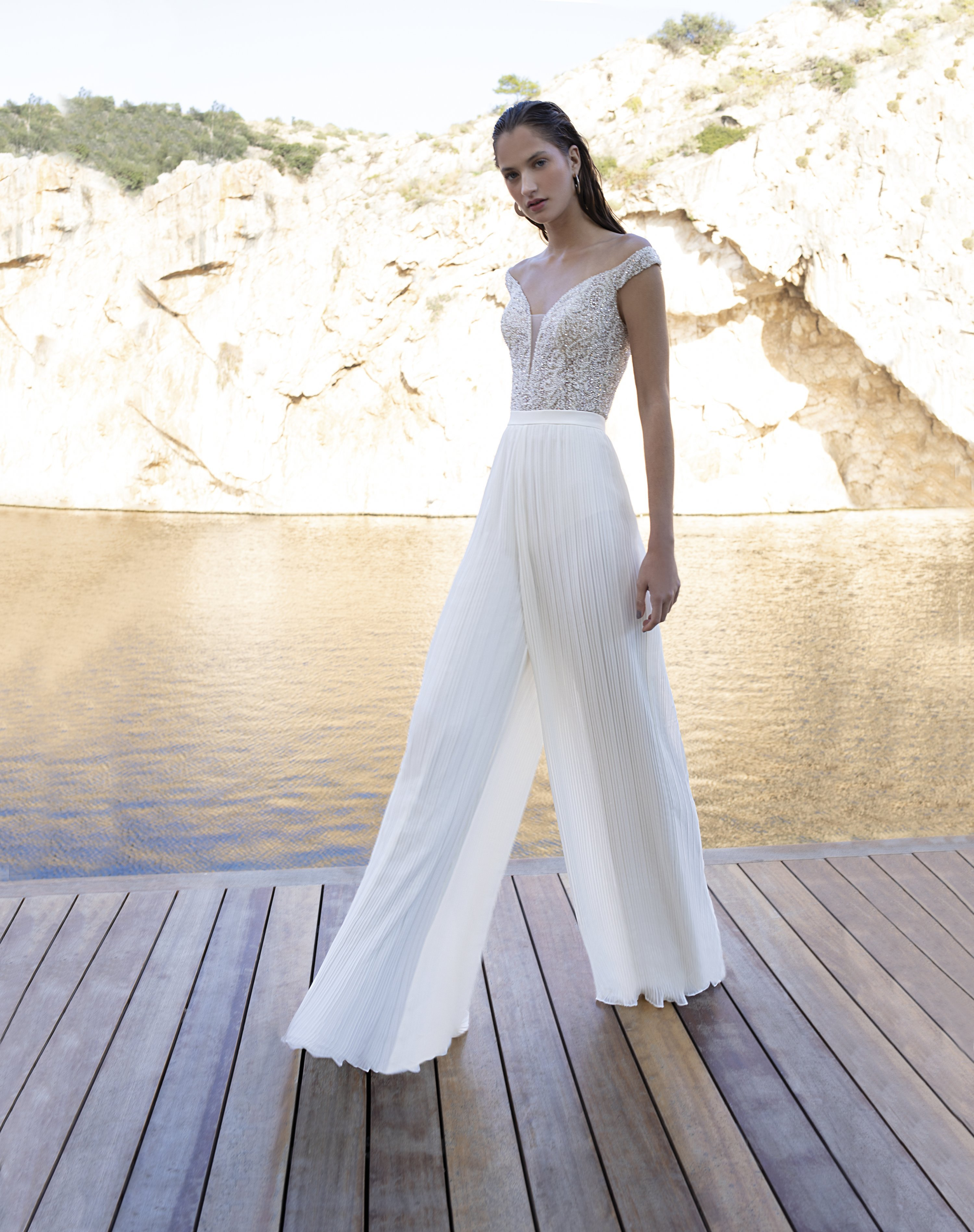 cheap price elegant shoes thoughts on 6 Fashion-Forward Bridal Pantsuits for The Modern Bride