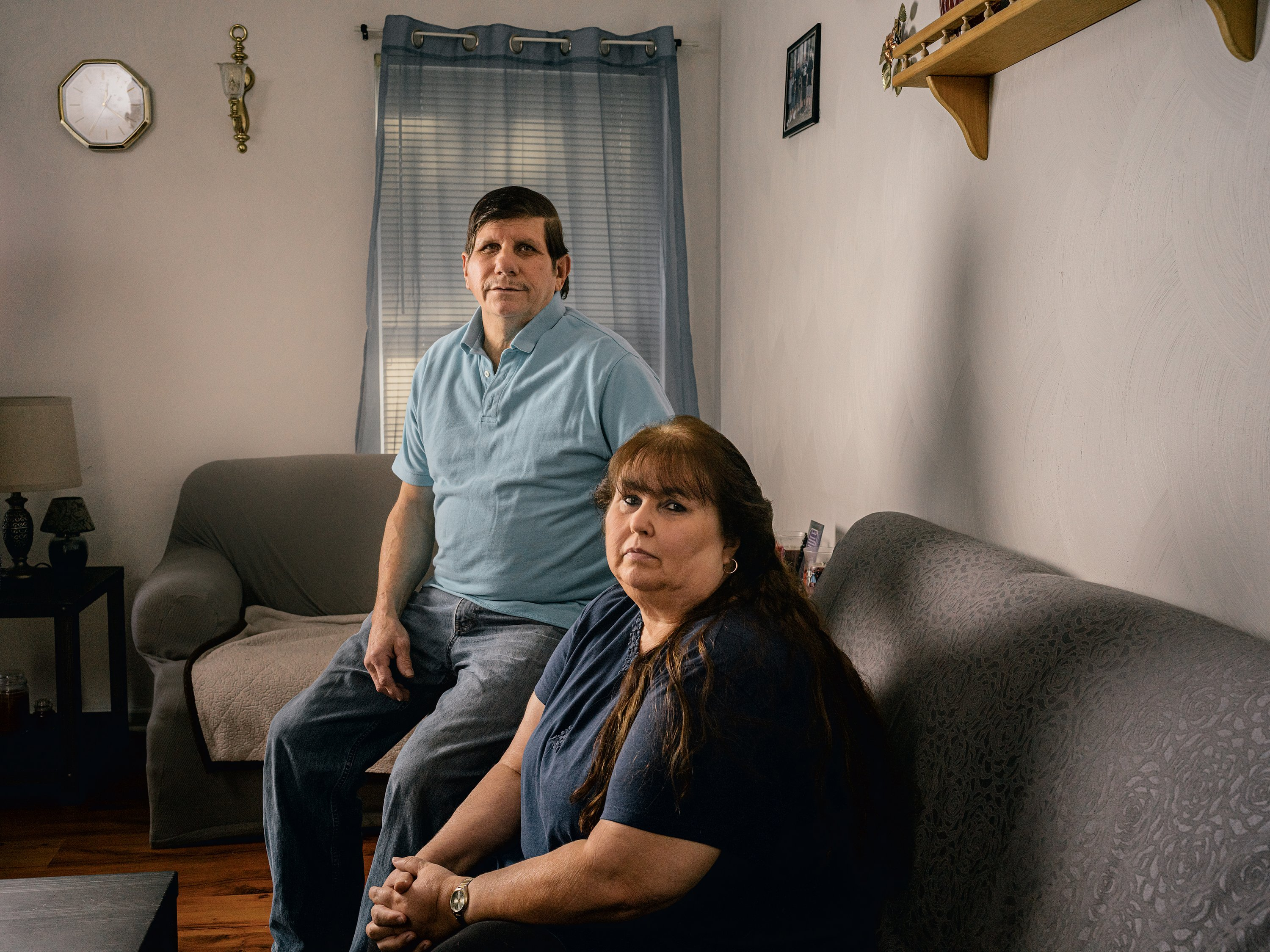 Stevens and his wife divorced after he went to prison. She never doubted his innocence, though. They reunited and live together in southern Virginia.
