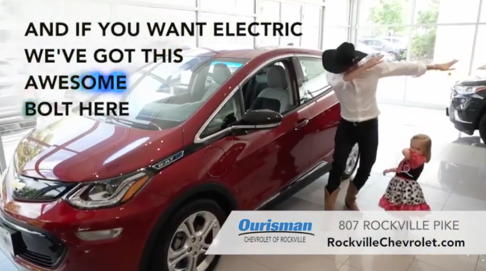 The Story Behind Ourisman Chevrolet S Old Town Road Spot Washingtonian Dc