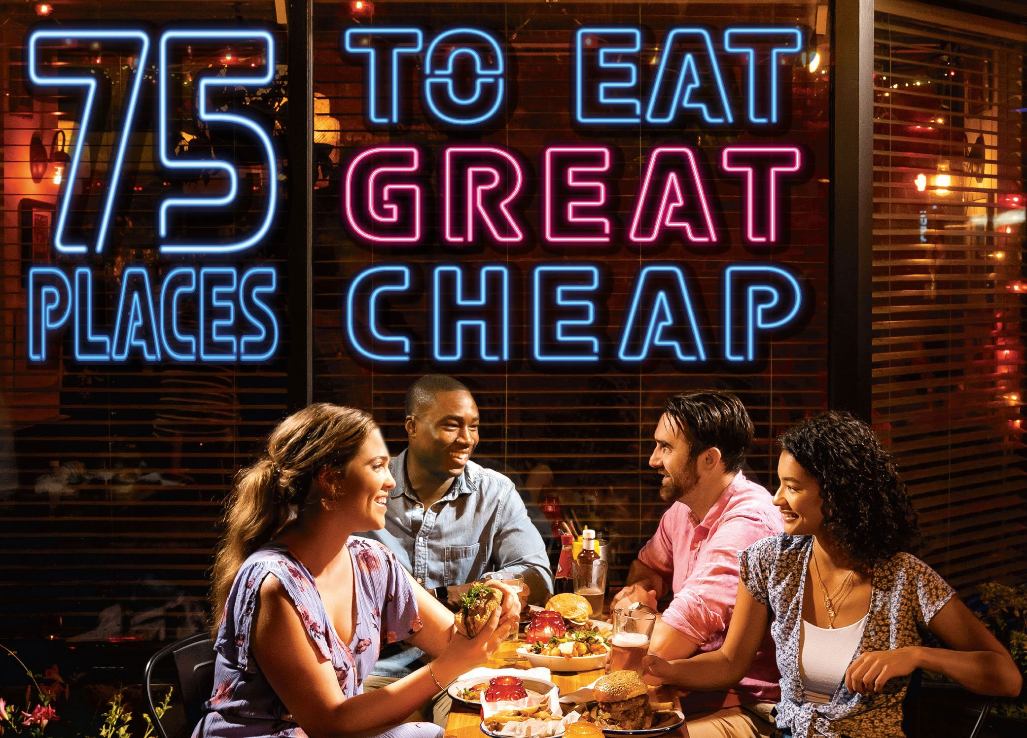 August 2019: 75 Places To Eat Great Cheap | Washingtonian (DC)