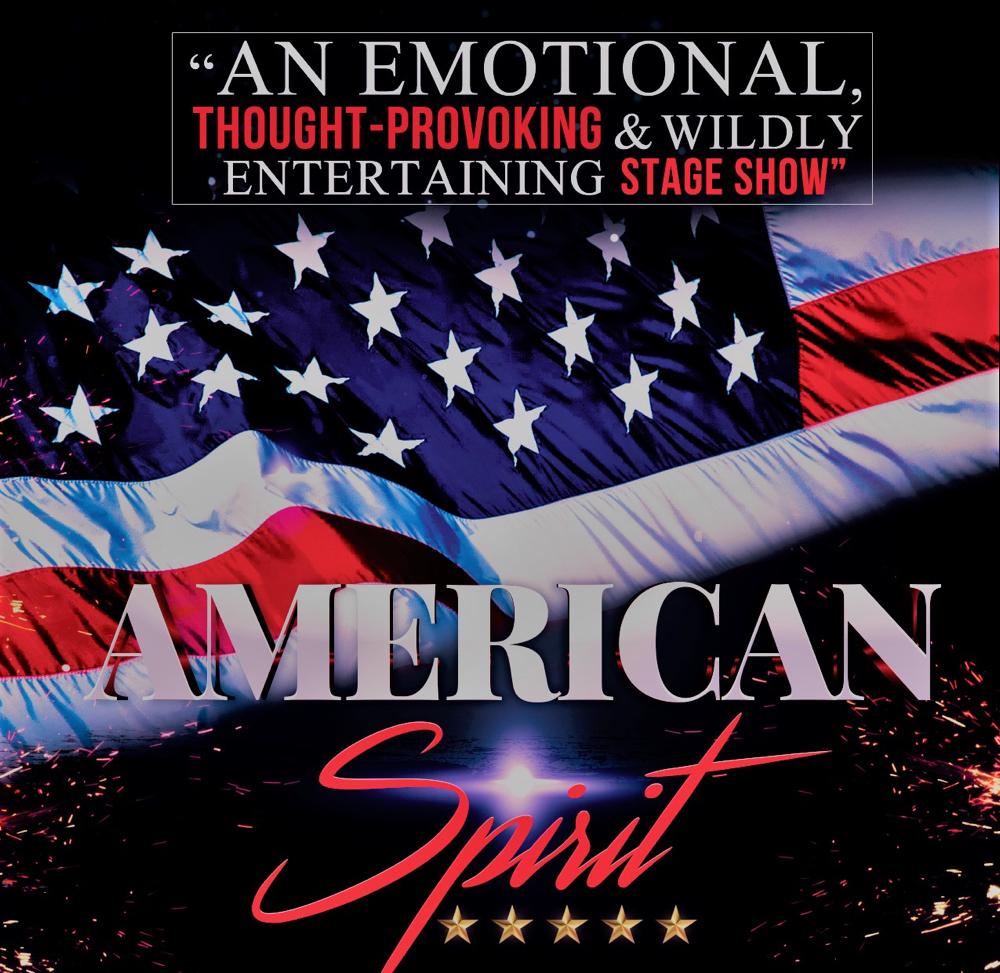American Spirit! The Show