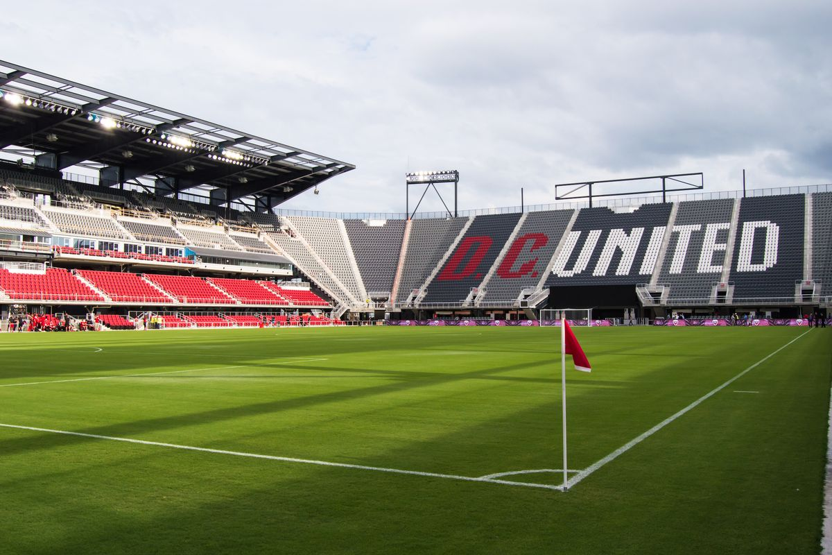 Photograph courtesy of DC United.